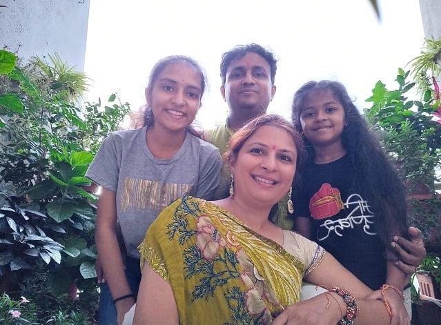 Reena sheth gardening story